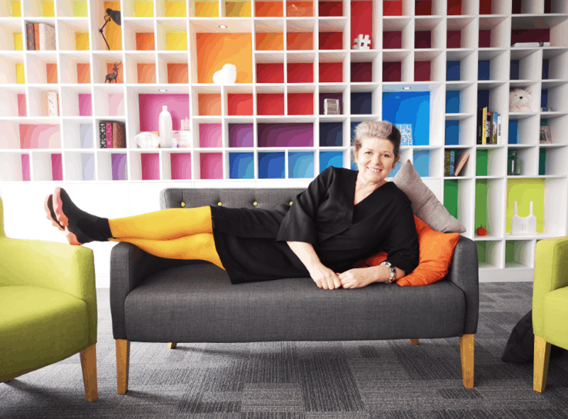 Little Book Of Colour Marianne Shillingford Dulux On The Colour Couch