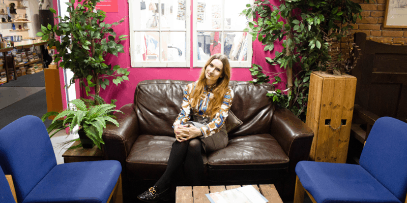 Little Book Of Colour On The Colour Couch With Louisa Rogers