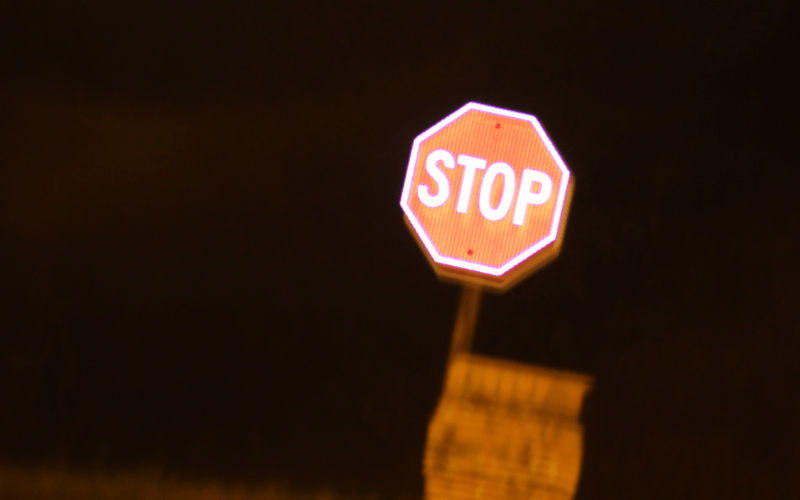 5 Fun Facts About The Colour Red Stop Sign Karen Haller
